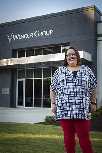 Wencor Employee, Lisa