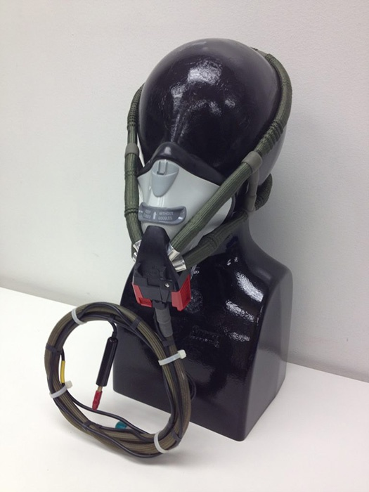Soundair Oxygen Mask